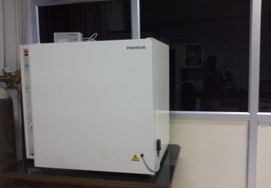 CO2 Incubator used at Cell Culture