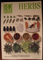 Picture book cover Herbs