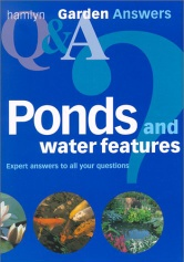 Picture book cover Ponds and Water Features